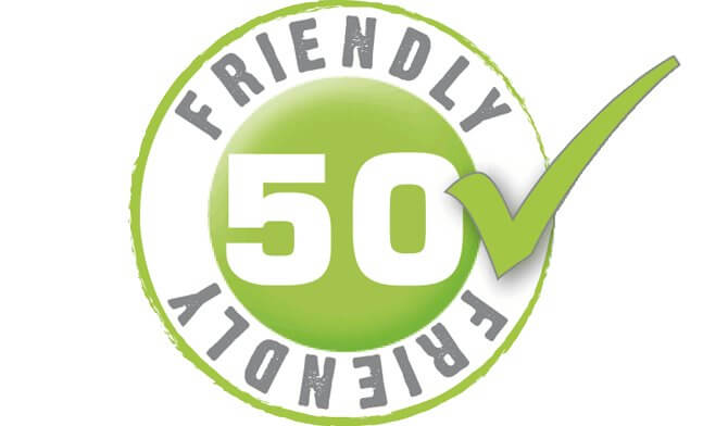 UWassistent partner 50-Friendly